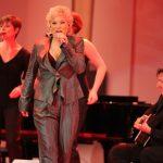 Eine starke Frau rockte die Bühne: Ina Müller sorgte mit ihrer Musik für ordentlich Stimmung.