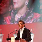 Peter Maffay bei seiner Laudatio für Werra Röttgering
