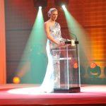 Maria Höfl-Riesch hielt die Rede auf Vanessa Velte