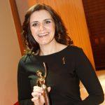 """Preisträgerin Salome Saremi-Strogusch kämpft mit ihrem Verein """"Fabian Salars Erbe"""" für Zivilcourage und Toleranz"""