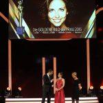 Auf Nathalie Schaller wartet noch eine weitere Überraschung: Sie wird auch mit dem mit 30.000 Euro dotierten Leserpreis ausgezeichnet