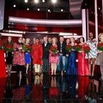 Gruppenbild mit Damen: Preisträgerinnen, Paten und Gäste