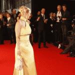 Maja-Synke-Prinzessin-von-Hohenzollern sonnt sich im Blitzlichtgewitter.