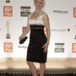 Schauspielerin Andrea-Kathrin Loewig.