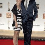 Der Musiker und Moderator Maxi Arland mit seiner Frau Andrea.