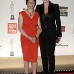 Preisträgerin Gaby Schäfer veranstaltet mit ihrem Verein