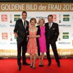 Kai Pflaume, Ursula von der Leyen, Sandra Immoor und Jochen Beckmann
