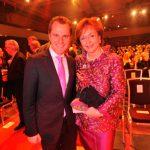 Wera Röttgering mit Minister Daniel Bahr