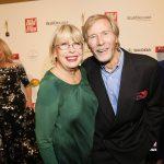 Schauspieler Horst Janson mit Ehefrau Hella