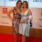 Regina Halmich und Tina Ruland