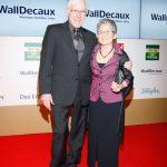 Wolfgang Büser mit Ehefrau Annegret