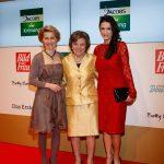 Ministerin Ursula von der Leyen, Annemarie Dose, Mariella Ahrens