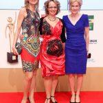 Nina Ruge, Beate Alefeld-Gerges, Sandra Immoor