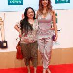 Yasmina Filali mit ihrer Mutter Malika