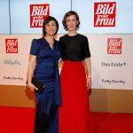 Sandra Maischberger und Ellen Schweizer