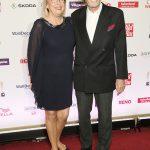 Schauspieler Horst Janson und Ehefrau Hella