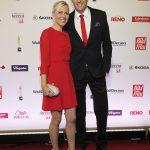 Moderator Maxi Arland und Ehefrau Andrea