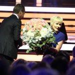Dagmar Hirche und Harriet Bruce-Annan, Preisträgerinnen  aus dem Jahr 2011
